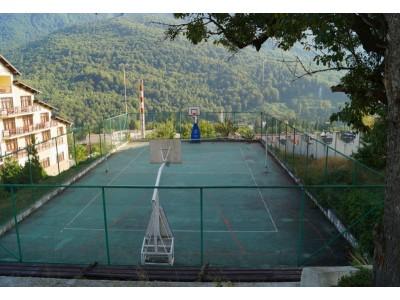 База отдыха Красная Поляна| Спортивная инфраструктура