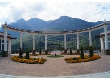 Парк отдыха «Фруктовый сад» |Комплекс Отдыха Беларусь, Красная Поляна