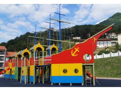 База отдыха Красная Поляна| Детский городок
