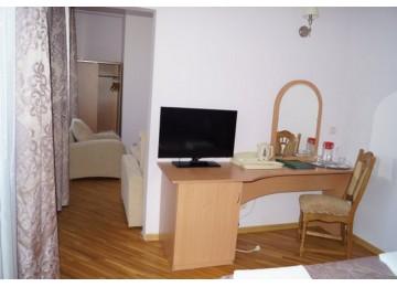 Люкс 2-местный 2-комнатный, Корпус №4| Беларусь, Красная Поляна
