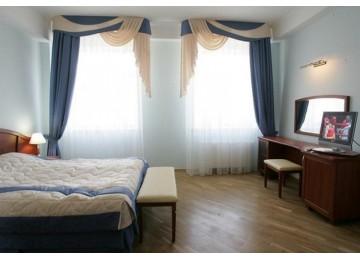 Люкс 2-местный 2-комнатный, Корпус 2| Номера и цены в БО Беларусь на Красной Поляне